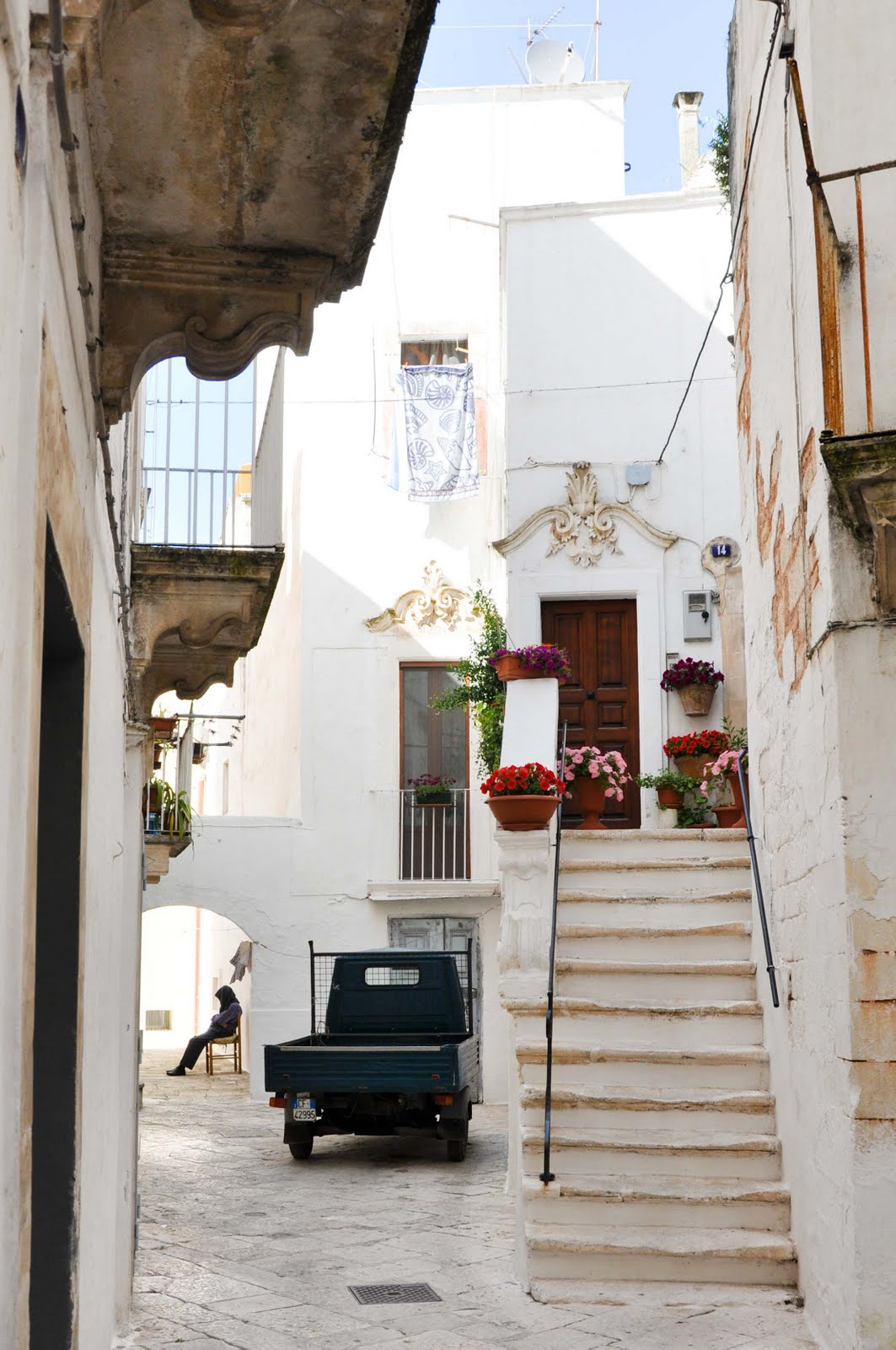 Read about Martina Franca here