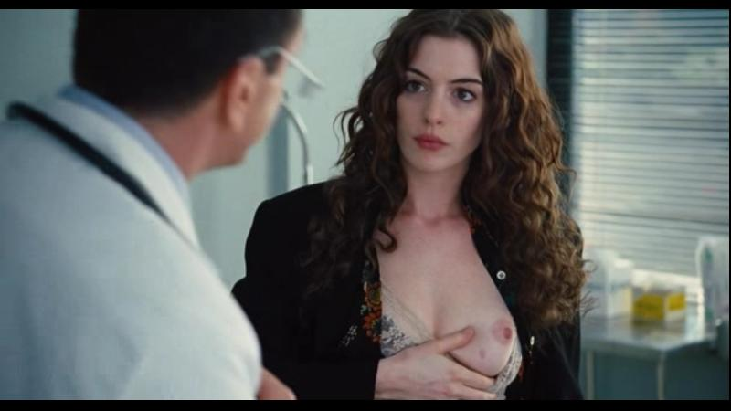 Anne Hathaway nude in Love and Other Drugs (2010)