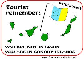 Free Canary Island