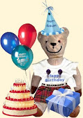 Happy Bearthday To...???