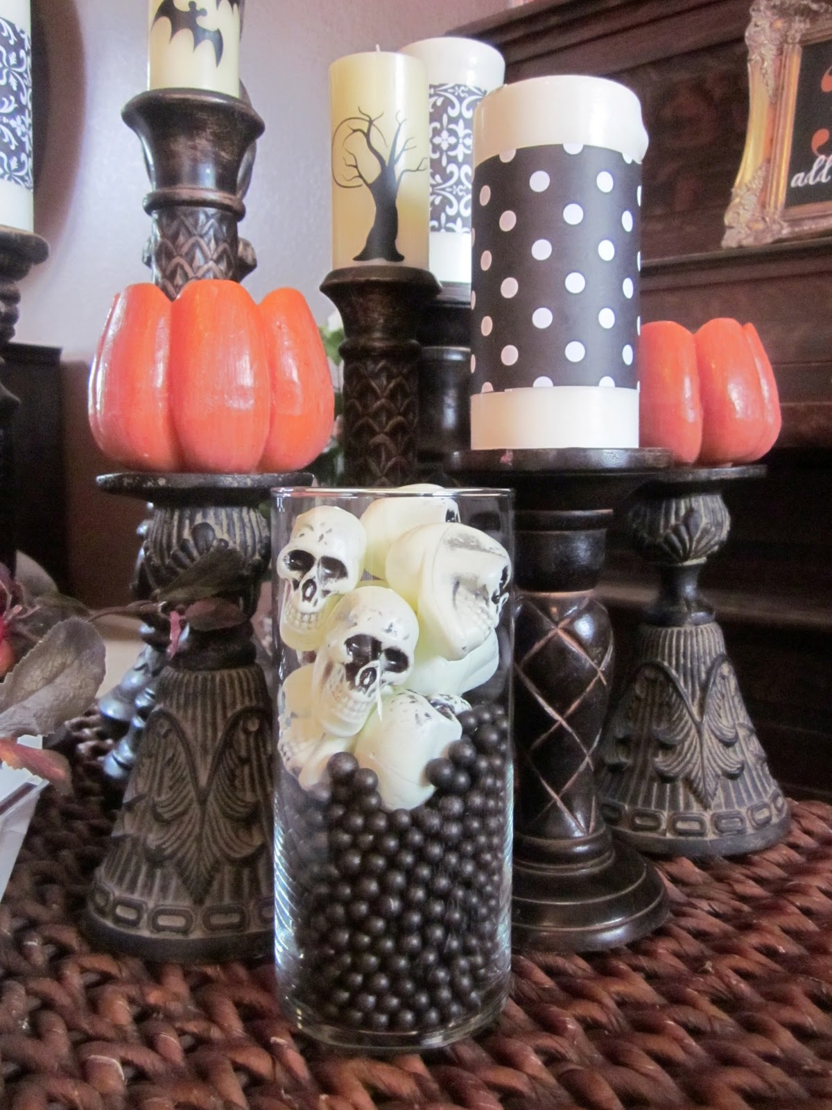 Halloween Decorating on NO BUDGET!!