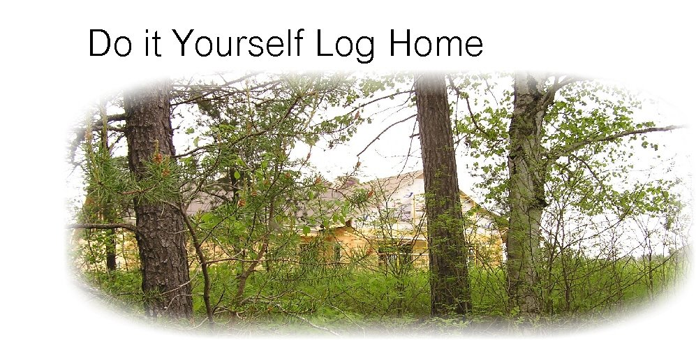 Do It Yourself Log Home