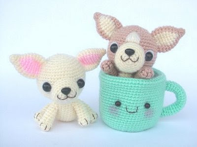 Puppy Love (Free Pattern ) | Amiguruthi