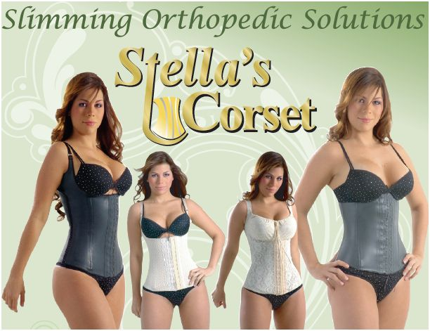 Slimming Orthopedic Corsets