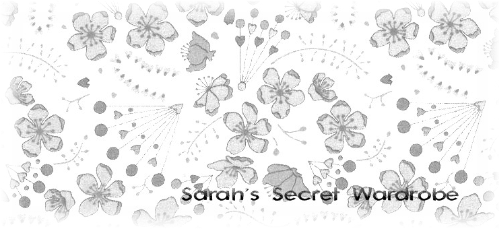 Sarah's Secret Wardrobe