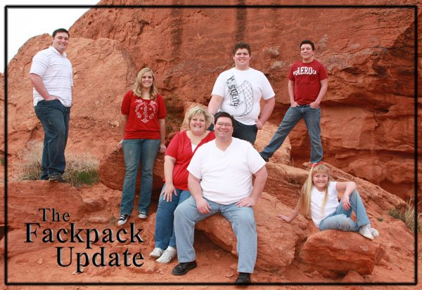 THE FACKPACK UPDATE