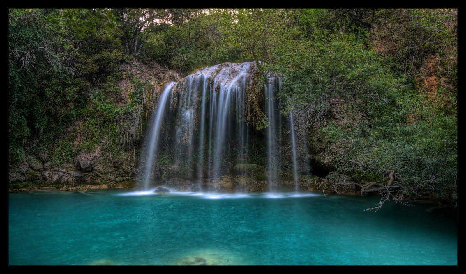 Mes premi res photos la cascade de sillans - Image de cascade ...