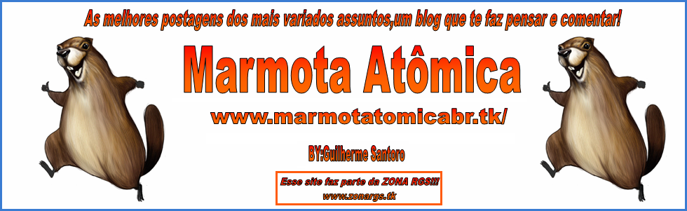 Marmota Atômica