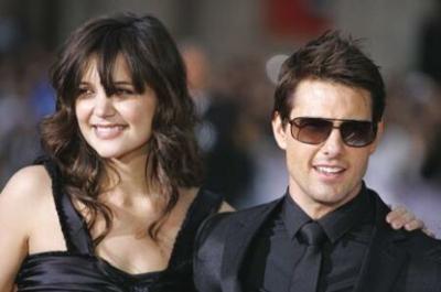 Tom Cruise y Katie Holmes crisis