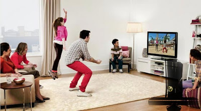 Microsoft presenta el futuro  Kinect