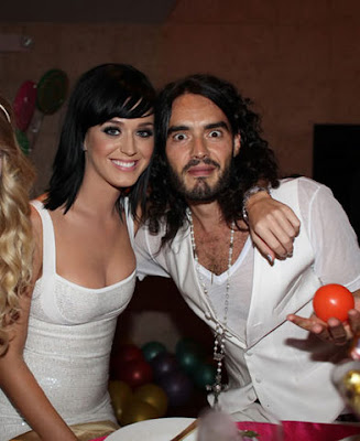 Perry y Russell Brand se casan