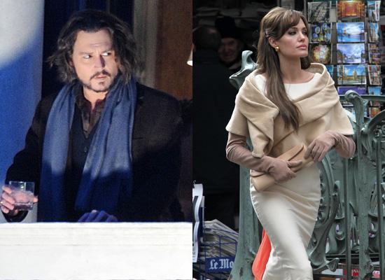 El turista: Jolie y Depp alistan estreno de cinta