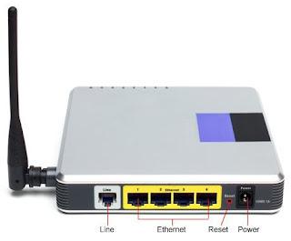 Abrir los puertos al router