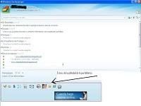 Eliminar quitar publicidad del msn Messenger