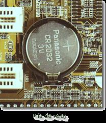 trucos pc: Batería y RAM CMOS
