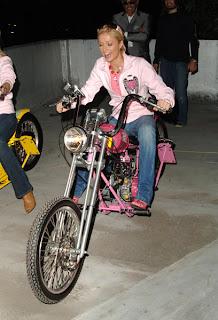 Mundial Motociclismo y Paris Hilton