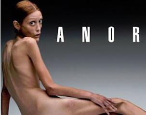 Muere la modelo Isabelle Caro