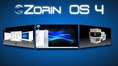 Zorin OS4 Ubuntu para principiantes