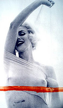 últimas fotos de Marilyn Monroe