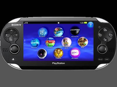 Sony revela el NGP, el nuevo monstruo