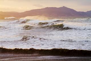 Barinatxe Beach, Biscay, Euskadi, Spain