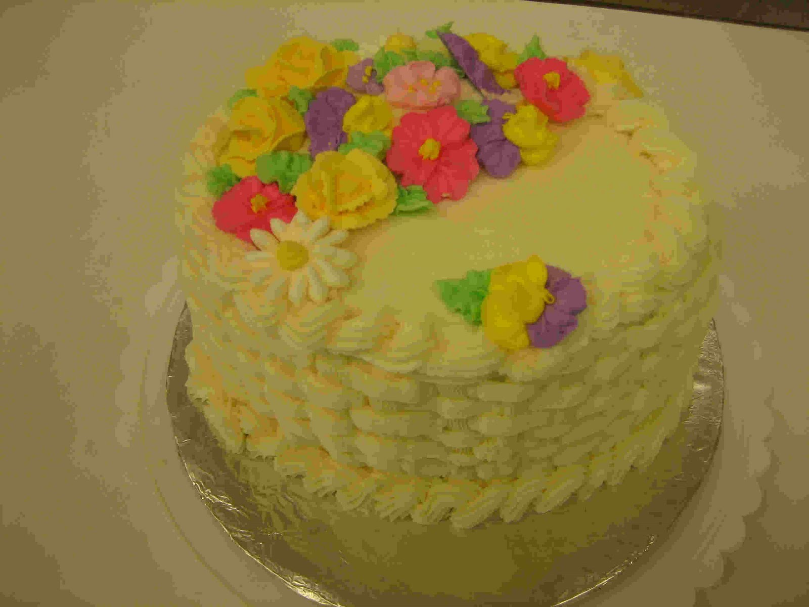 Learn2Decorate: Course 2 Cakes
