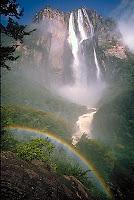Cascada Angel: cea mai inalta cascada din lume