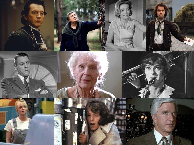 10 Filmes de Atores que Morreram em 2010 - 2o. Semestre