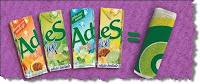 Ades - Toalhas