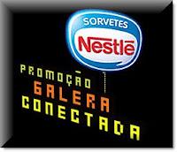 Promoção Sorvetes Nestlé - Galera Conectada