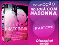 DVDs Coleção Madonna