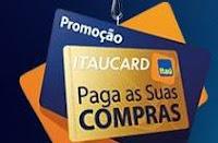Promoção Itaucard Paga Suas Compras