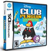 Club Penguim Nintendo DS