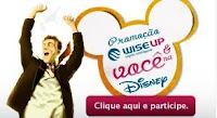 Wiseup - Disney e Amaury Jr