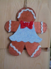 Gingerbread Doll decoration