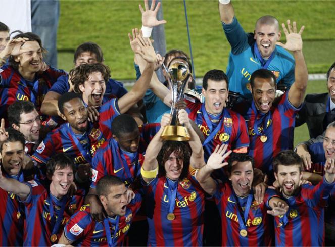 Mundial  Clubes 2009