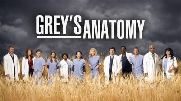 Série Grey´s Anatomy