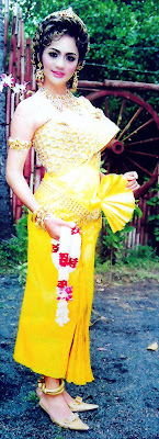 sok somavatey khmer custom dress