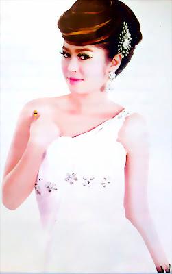 ny monineat khmer beautiful actress