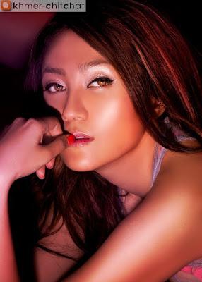 srey moch khmer hot model