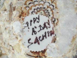Birthday Cake Images Sachin : Cherishing moments: Sachin s Pictures