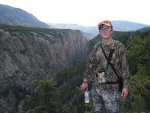 Wayne at Clark Fork Canyon