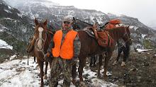 Dennis elk hunting