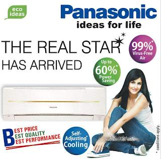 Katrina Kaif Panasonic ad