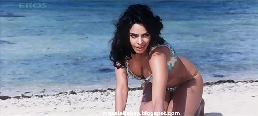 Mallika sherawat in hot bikini