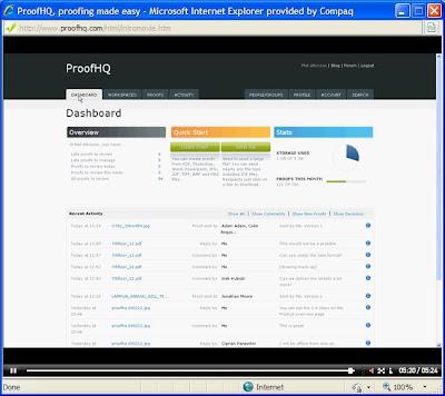 proofHG Web 2.0 Tool