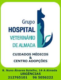 Parceiro - Hospital Veterinário de Almada