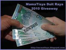 """MamaTisya Duit Raya 2010 Giveaway"