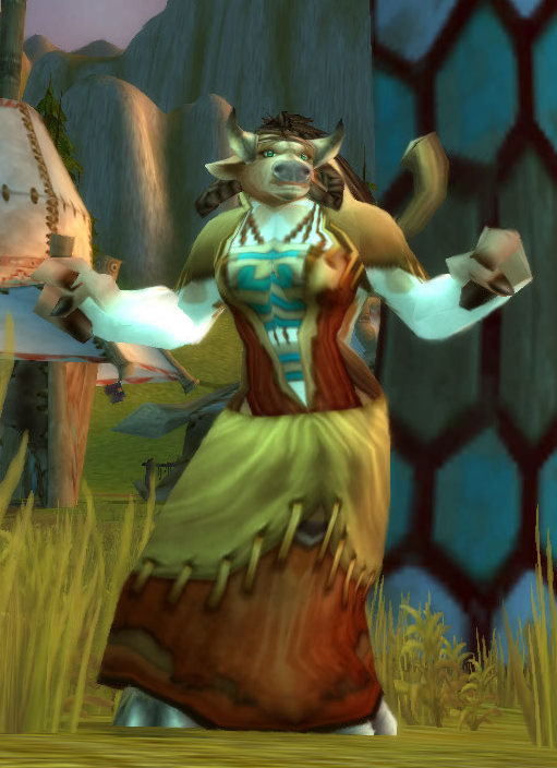 how to set up bartender for feral druid