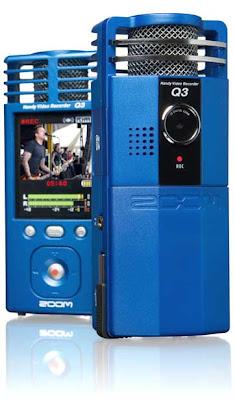 видеокамера Samson Zoom Q3